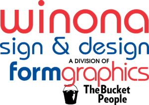 Winona Sign + Design Logo
