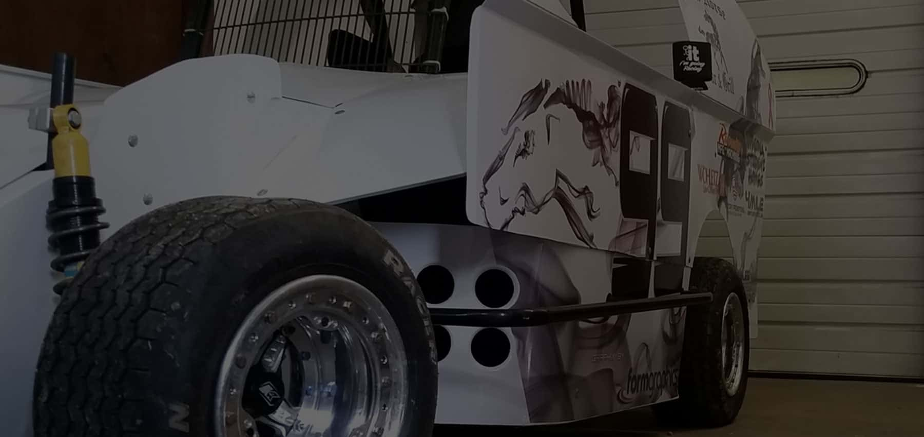Vehicles graphics printing