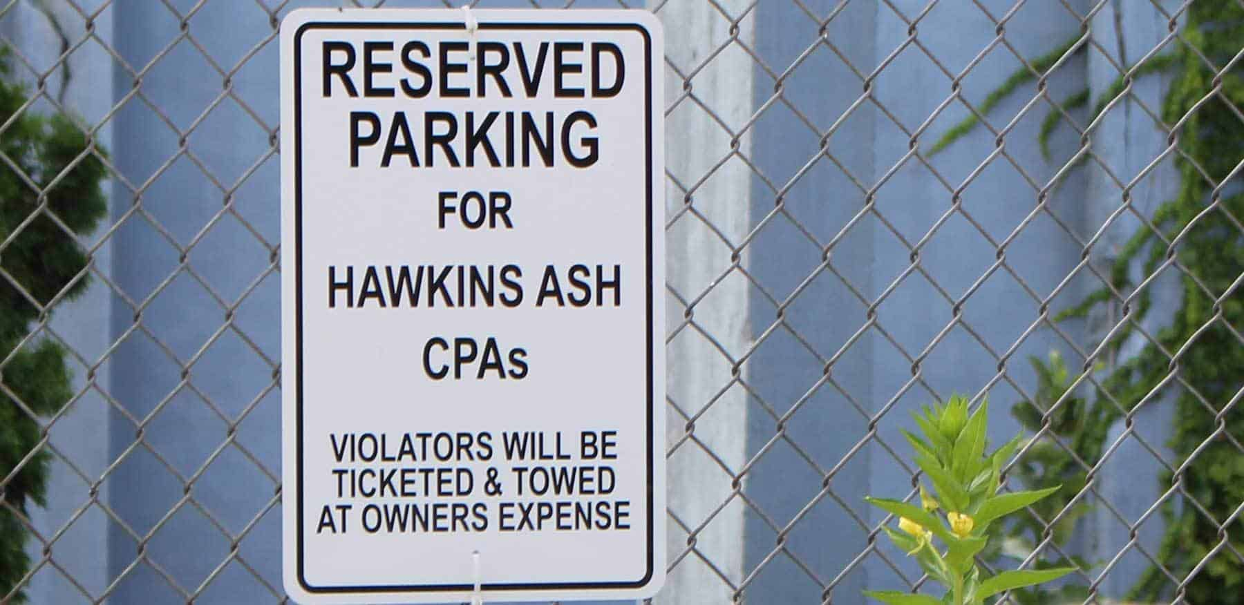 Custom Metal Signage Printing