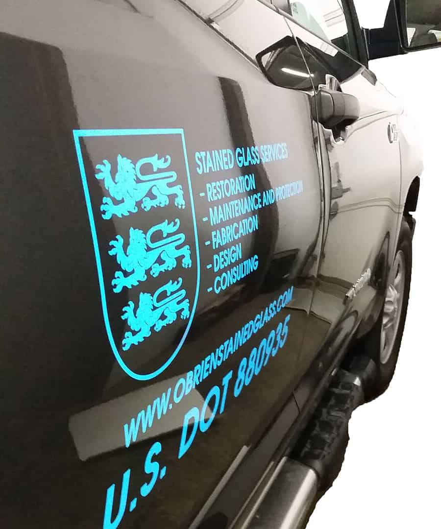 Vehicle Graphics, Custom Vehicle Graphics